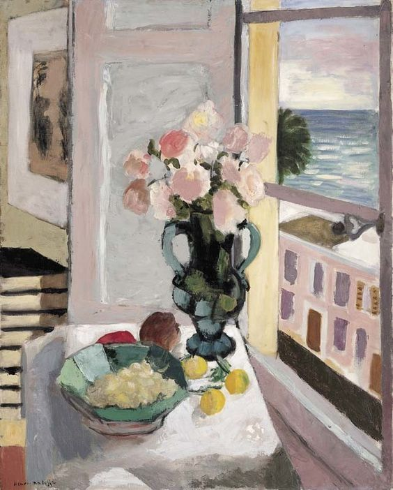 Safranno Roses at the Window, Henri Matisse, 1925.jpg
