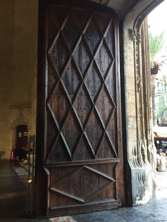 Lotja Ancient door orginal 1450