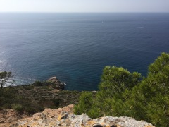 Walking with Anna in Mallorca. Paint Provence with Tess