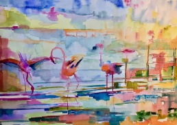 Flaments Rose 2